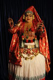 Kathakali Dander Royalty Free Stock Image