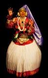 Kathakali performer Royalty Free Stock Images