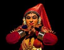 Kathakali performer royalty free stock photography