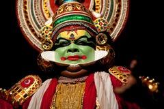 Kathakali performer stock photos