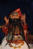 Kathakali tancerz Zdjęcie Stock