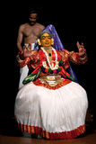 Kathakali theatre Royalty Free Stock Photography