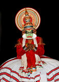 Kathakali tradional dance actor Stock Photos