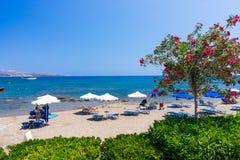 Kathara Beach Faliraki Royalty Free Stock Images