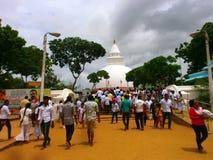 Katharagama Stock Afbeeldingen