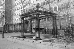Katharine Hepburn Garden Fotografia Stock Libera da Diritti