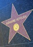 Katharine Hepburn Stock Photo
