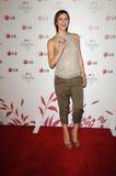 Katharine McPhee bij LG   Royalty-vrije Stock Foto's