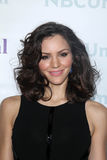 Katharine McPhee at the NBCUNIVERSAL Press Tour All-Star Party, The Athenaeum, Pasadena, CA 01-06-12 Royalty Free Stock Photography