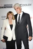 Katharine Ross et Sam Elliott images stock