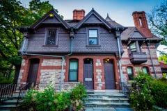 Katharine Seymour Day House, em Hartford, Connecticut Imagem de Stock