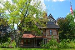 Katharine Seymour Day House Hartford, CT, USA arkivbilder
