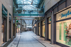 Katharinen Viertel Center in Bremen Royalty Free Stock Image