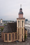 Katharinenkirche at Hauptwache plaza in Frankfurt Royalty Free Stock Image