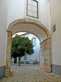 Kathedraal 04 van Faro Stock Afbeelding