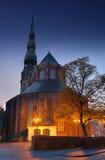 Kathedraal. stock fotografie