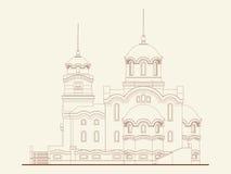Kathedraal Stock Foto