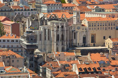 Kathedraal royalty-vrije stock foto's