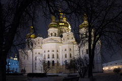Kathedraal Royalty-vrije Stock Afbeeldingen