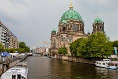 Kathedraal in Berlijn Royalty-vrije Stock Foto's