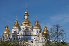Kathedraal bij de lente Royalty-vrije Stock Foto's