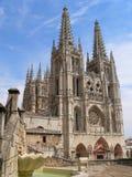 Kathedraal, Burgos (Spanje) Stock Fotografie