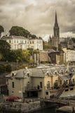 Kathedraal in Cobh, Ierland Royalty-vrije Stock Afbeeldingen