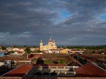 Kathedraal DE Granada Stock Foto