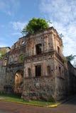 Kathedraal in de stad van Panama Royalty-vrije Stock Fotografie