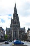 Kathedraal in Edinburgh, Schotland Stock Afbeelding
