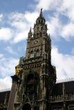 Kathedraal in Europa royalty-vrije stock afbeelding