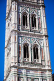 Kathedraal in Florence, Toscanië, Italië Royalty-vrije Stock Foto's