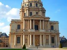 Kathedraal heilige-Louis-des-Invalides royalty-vrije stock foto's