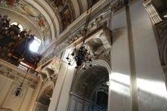 Kathedraal II van Salzburg Stock Foto