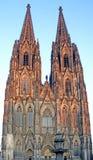 Kathedraal in Keulen 2 Stock Afbeeldingen