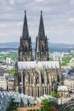 Kathedraal Keulen Duitsland Royalty-vrije Stock Afbeelding