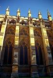 Kathedraal in Londen Engeland stock foto