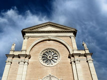 Kathedraal Santa Maria Maggiore stock afbeeldingen