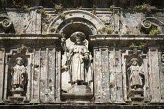 Kathedraal Santiago de Compostela Royalty-vrije Stock Afbeelding