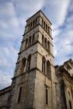 Kathedraal in Stari grad Stock Foto's