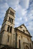 Kathedraal in Stari grad Royalty-vrije Stock Foto's