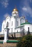 Kathedraal, Tyraspol, Transnistria Stock Foto