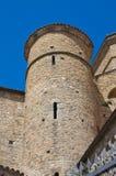 Kathedraal van Acerenza Basilicata Italië Royalty-vrije Stock Foto's
