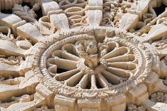 Kathedraal van Acquaviva delle Fonti. Puglia. Italië. Stock Afbeeldingen