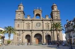 Kathedraal van Ana van Heilige Royalty-vrije Stock Fotografie