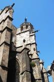 Kathedraal van Barcelona Stock Foto's