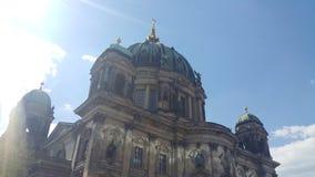 Kathedraal van Berlijn Stock Foto