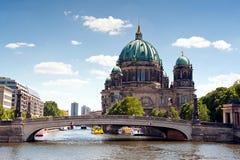 Kathedraal van Berlijn (Berliner Dom) Royalty-vrije Stock Foto's