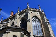 Kathedraal van Bern royalty-vrije stock foto's