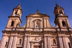 Kathedraal van Bogotá Royalty-vrije Stock Afbeelding
